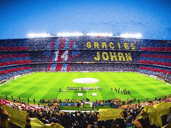 Barça Barça Baaaaaaarça!
