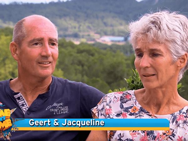 Zuhause süßes Zuhause - Jacqueline & Geert