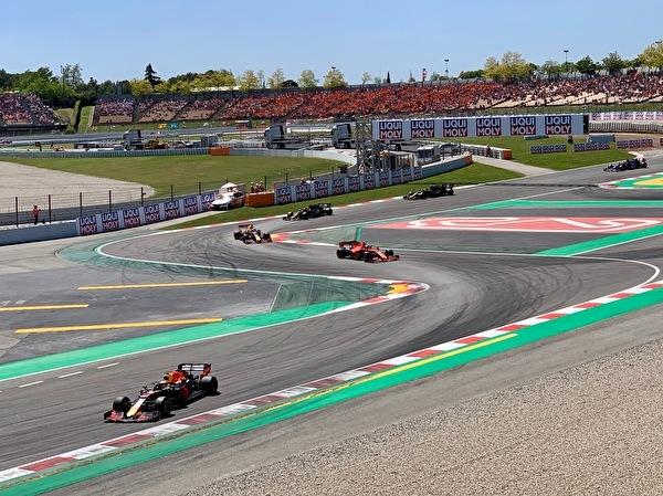 Torre Nova Resort - Barcelona - F1 Grand Prix von Spanien (Mai)