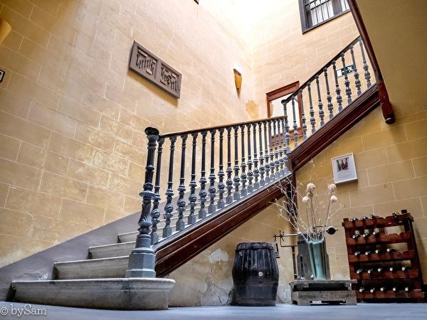 Torre Nova - staircase