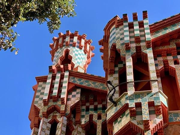 Torre Nova Resort - Barcelona - Gaudí - Casa Vicens
