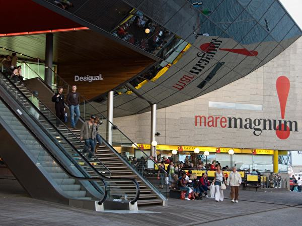 Torre Nova Resort - Barcelona - Mare Magnum shopping mall