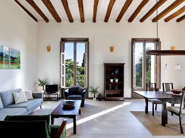 Torre Nova Resort - Mas Rossignol apartment - living and diner