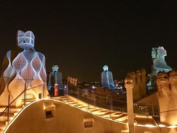 Torre Nova Resort - Barcelona- Gaudí - la Pedrera