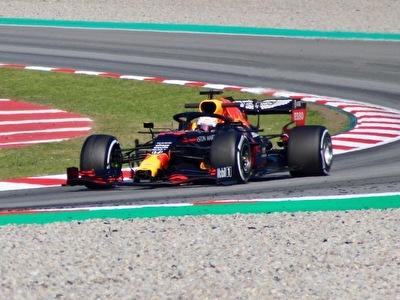 Spanish F1 Grand Prix Barcelona - May 2020