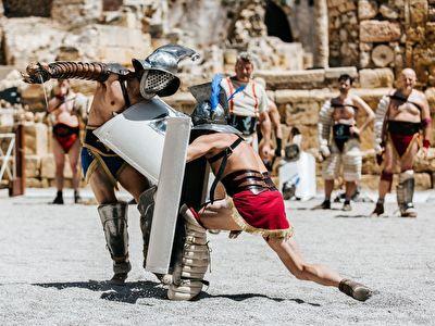 Tarracó Viva Roman festival Tarragona - May 2020