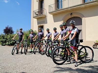 Volcat - UCI Mountainbike Championship stage Igualada - October 2020